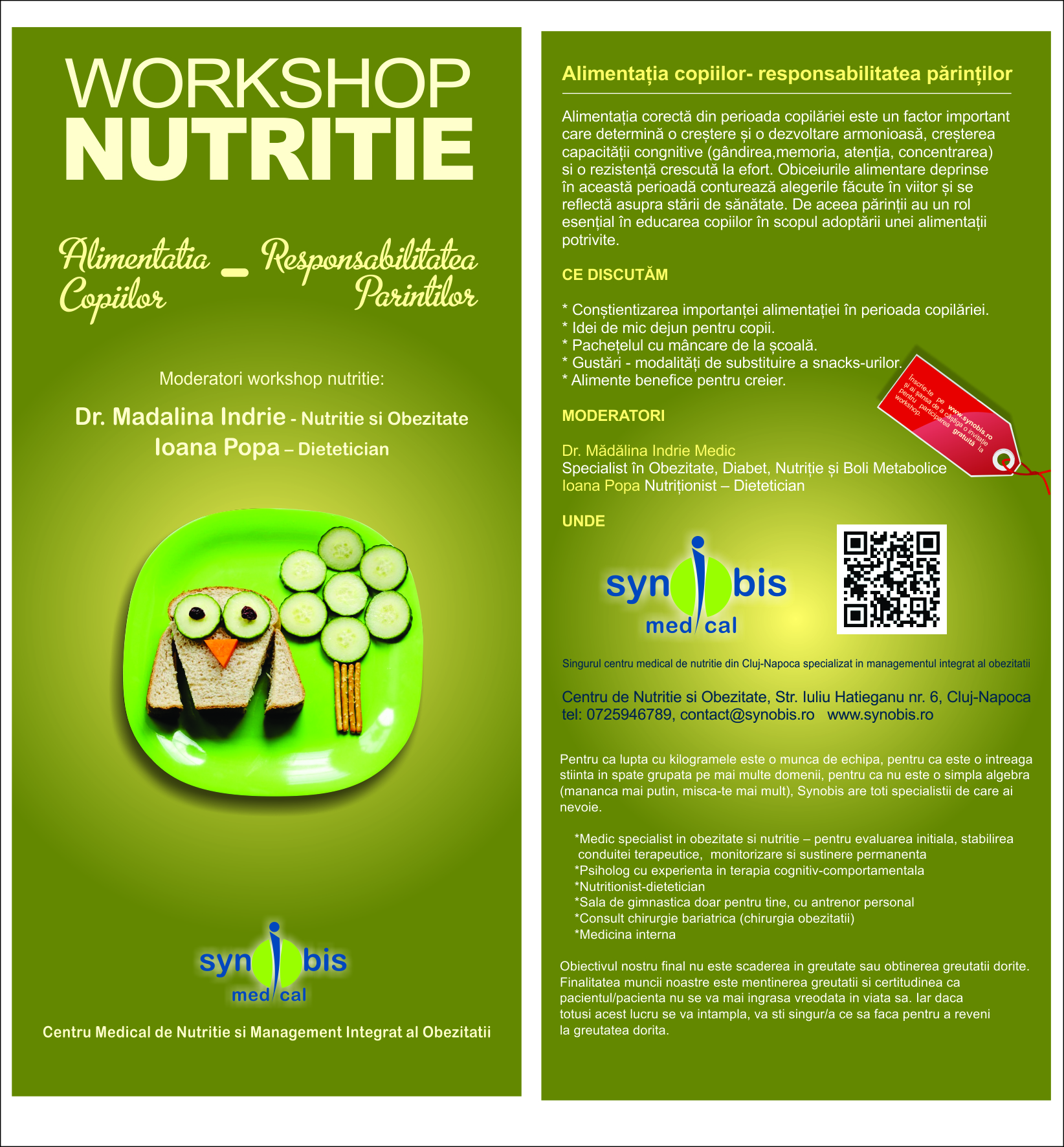 workshop nutritie